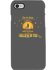 TO MY SON Phone Case thumbnail