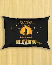 TO MY SON Rectangular Pillowcase aos-pillow-rectangle-front-lifestyle-6