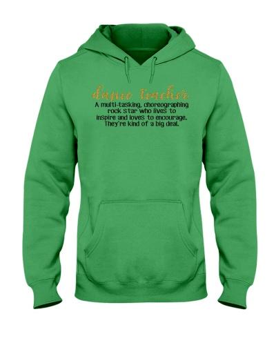 Dance Teacher Funny Definition Gift Shirt