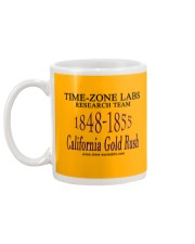 Time-Zone Labs Coffee Mugs Mug back