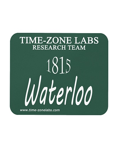 Time-ZoneLabs Mouse Pad