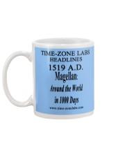 Time-Zone Labs Coffee Mugs Mug back