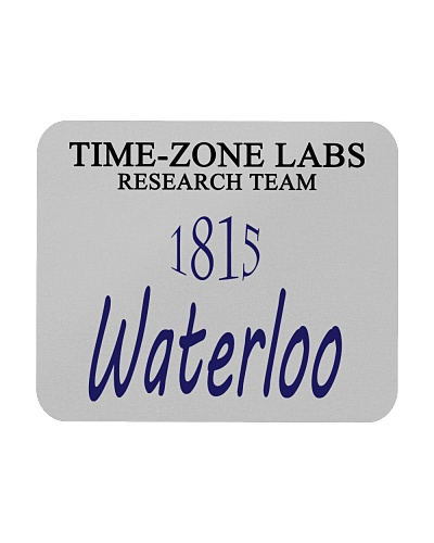 Time-Zone Labs Mouse Pad
