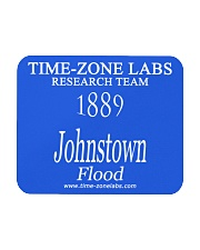 Time-ZoneLabs Mouse Pad Mousepad front