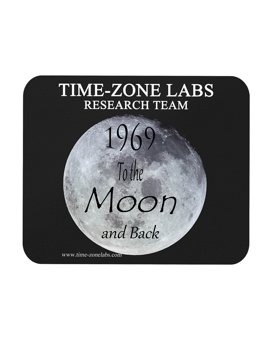 Time-ZoneLabs Mouse Pad Mousepad