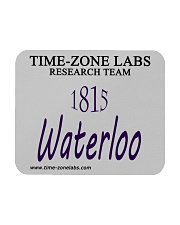 Time-Zone Labs Mouse Pad Mousepad front