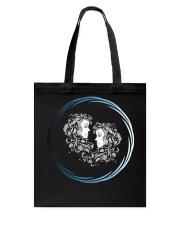 Gemini Zodiac Fundamental Tote Bag thumbnail