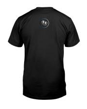 Gemini Zodiac Fundamental Classic T-Shirt back