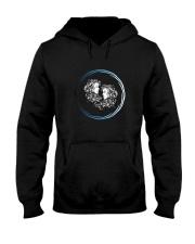 Gemini Zodiac Fundamental Hooded Sweatshirt thumbnail