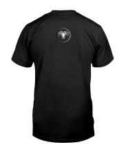 Aries Zodiac Fundamental Classic T-Shirt back