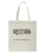I've got Grit Tote Bag front