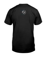 Pisces Zodiac Fundamental Classic T-Shirt back