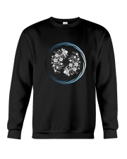 Pisces Zodiac Fundamental Crewneck Sweatshirt thumbnail