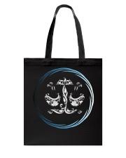 Libra Zodiac Fundamental Tote Bag thumbnail