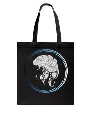 Capricorn Zodiac Fundamental Tote Bag thumbnail