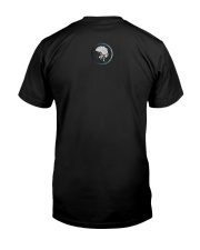 Capricorn Zodiac Fundamental Classic T-Shirt back