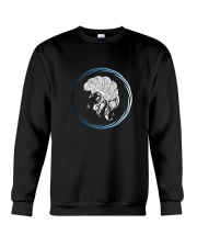 Capricorn Zodiac Fundamental Crewneck Sweatshirt thumbnail
