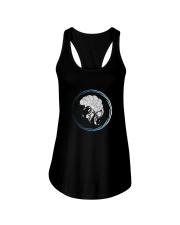 Capricorn Zodiac Fundamental Ladies Flowy Tank thumbnail