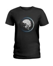Capricorn Zodiac Fundamental Ladies T-Shirt thumbnail