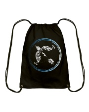 Sagittarius Zodiac Fundamental Drawstring Bag thumbnail