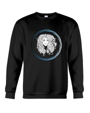 Virgo Zodiac Fundamental Crewneck Sweatshirt thumbnail