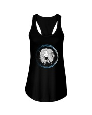 Virgo Zodiac Fundamental Ladies Flowy Tank thumbnail