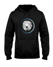Virgo Zodiac Fundamental Hooded Sweatshirt thumbnail