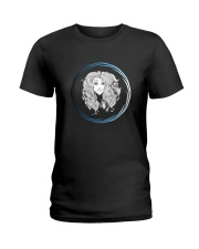 Virgo Zodiac Fundamental Ladies T-Shirt thumbnail
