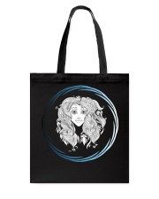 Virgo Zodiac Fundamental Tote Bag thumbnail