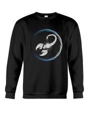Scorpio Zodiac Fundamental Crewneck Sweatshirt thumbnail