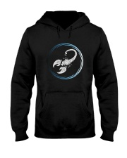 Scorpio Zodiac Fundamental Hooded Sweatshirt thumbnail