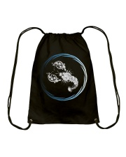 Cancer Zodiac Fundamental Drawstring Bag thumbnail