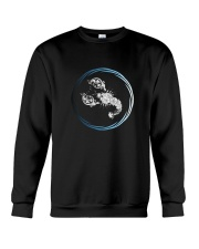 Cancer Zodiac Fundamental Crewneck Sweatshirt thumbnail