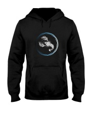 Cancer Zodiac Fundamental Hooded Sweatshirt thumbnail