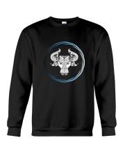 Taurus Zodiac Fundamental Crewneck Sweatshirt thumbnail