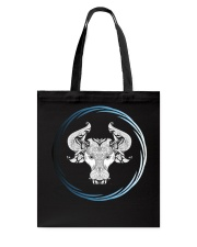 Taurus Zodiac Fundamental Tote Bag thumbnail