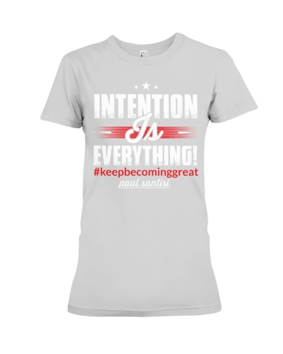 Paul Santisi Gear Intention Is Everything