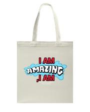 Paul Santisi Gear I Am Amazing I Am Tote Bag thumbnail