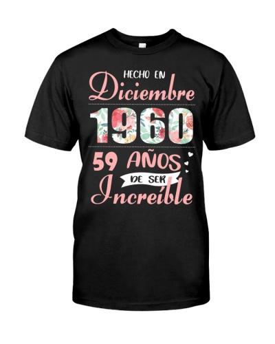 Diciembre 1960- Increíble