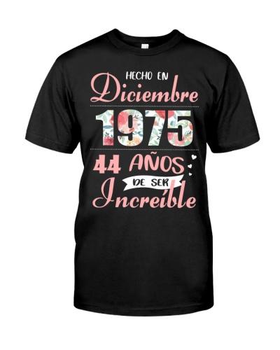 IMPRESIONANTE FELIZ DICIEMBRE 1975