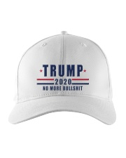 Trump 2020 Embroidered Hat front