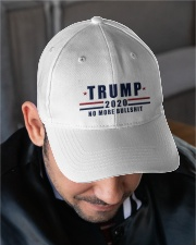 Trump 2020 Embroidered Hat garment-embroidery-hat-lifestyle-02