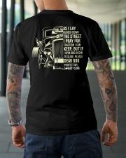 Limited edition Classic T-Shirt lifestyle-mens-crewneck-back-3