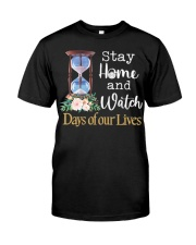 days of our lives Classic T-Shirt front