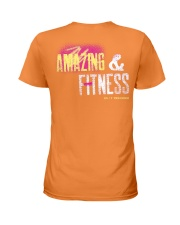 T-Shirts for Gym  Ladies T-Shirt back