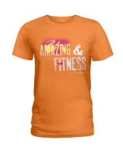 T-Shirts for Gym  Ladies T-Shirt front