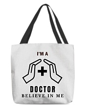 I'm a Doctor T-shirt All-over Tote thumbnail