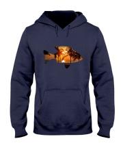 leisure FISHING AND TRAVEL ILLUSTRATION DESIGN Hooded Sweatshirt thumbnail