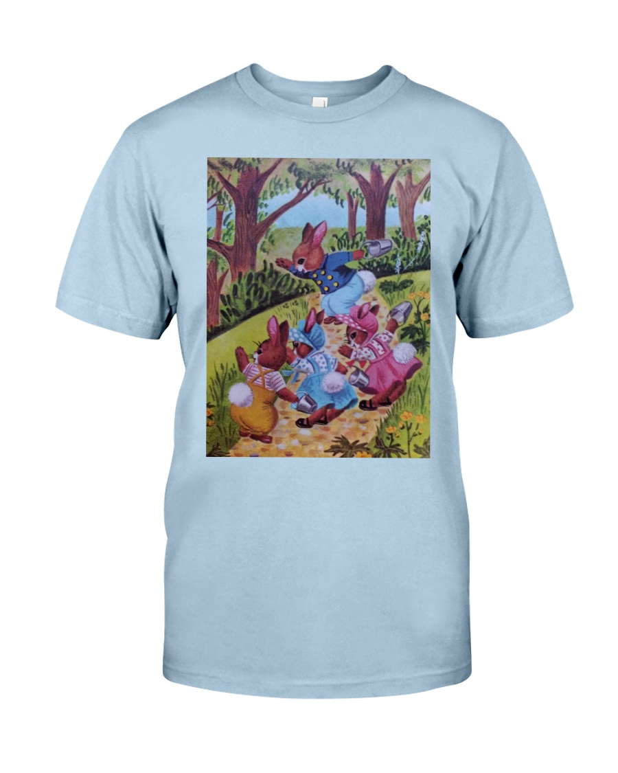 Peter Cottontail and cousins Classic T-Shirt