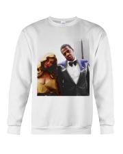 Jay-z And Beyonc Crewneck Sweatshirt thumbnail